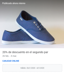Oferta Google My Business